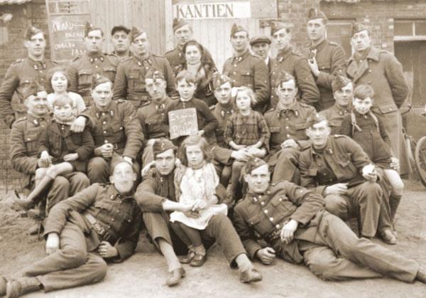 De Achttiendaagse Veldtocht – 1<sup>ste</sup> Regiment Grenadiers